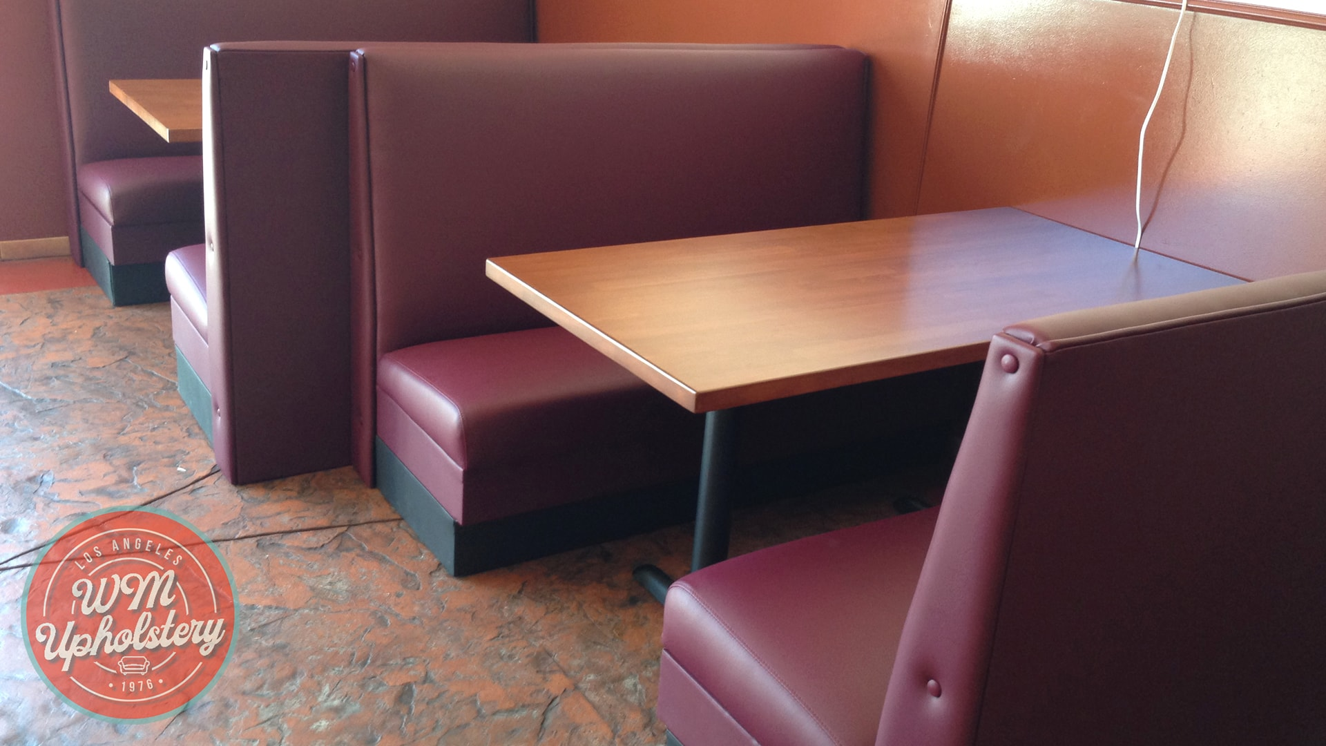 basic restaurant booths