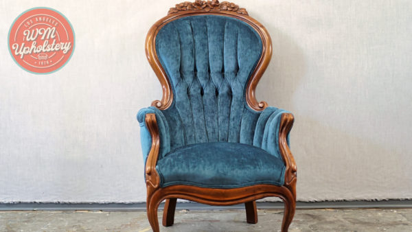 chair reupholstery luxury