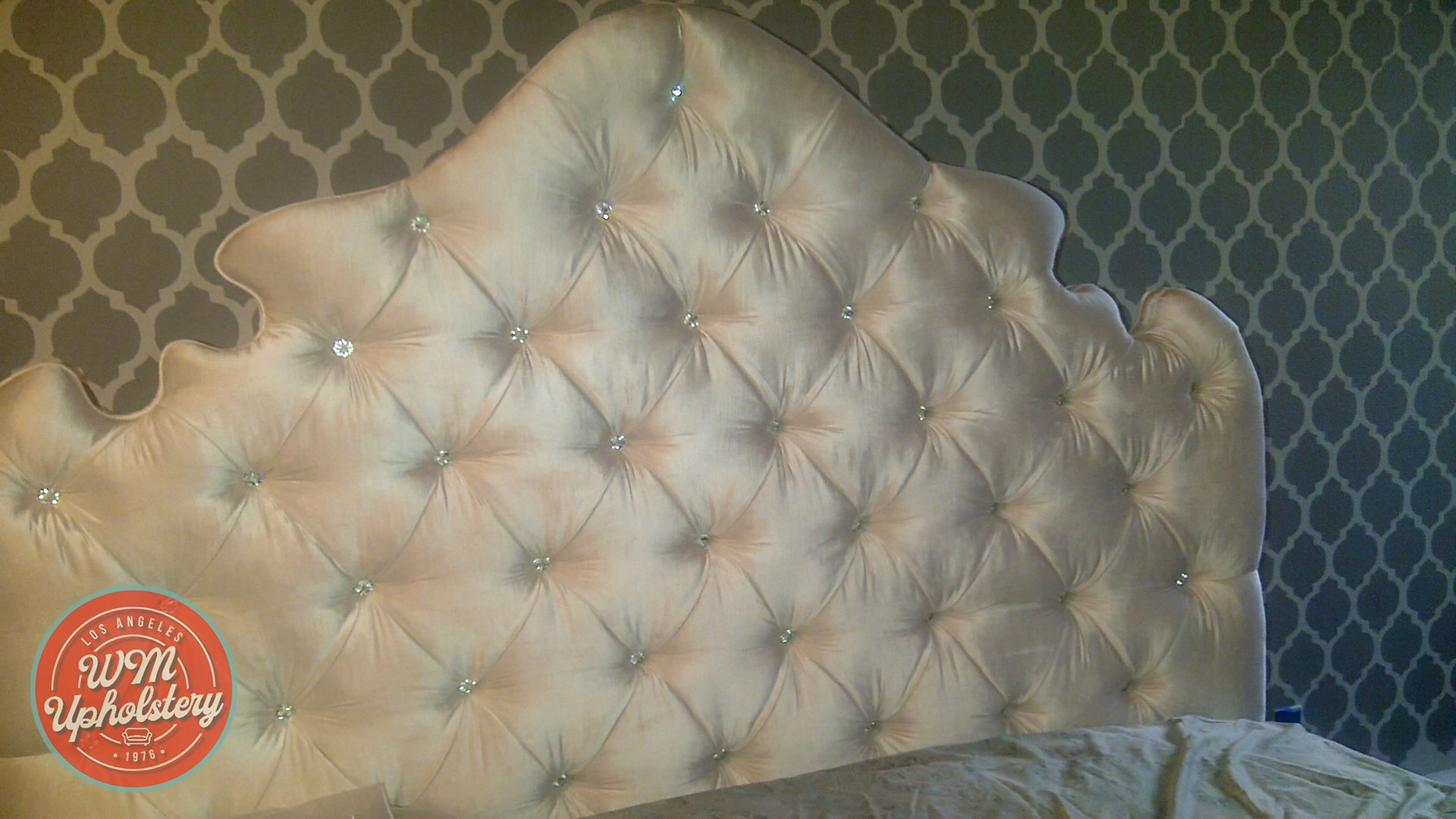 headboard upholstery in california
