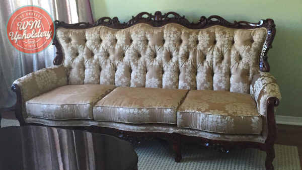 professional sofa upholstery