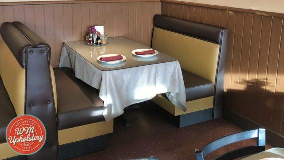 restaurant booths pro upholstery