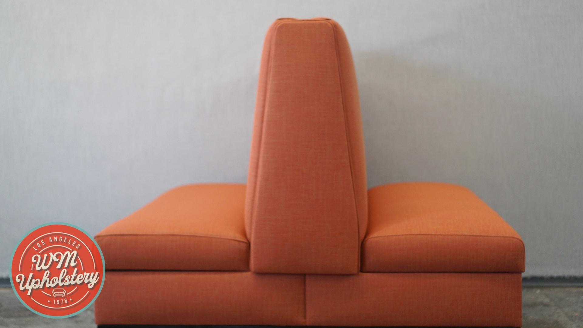 restaurant upholstery in la