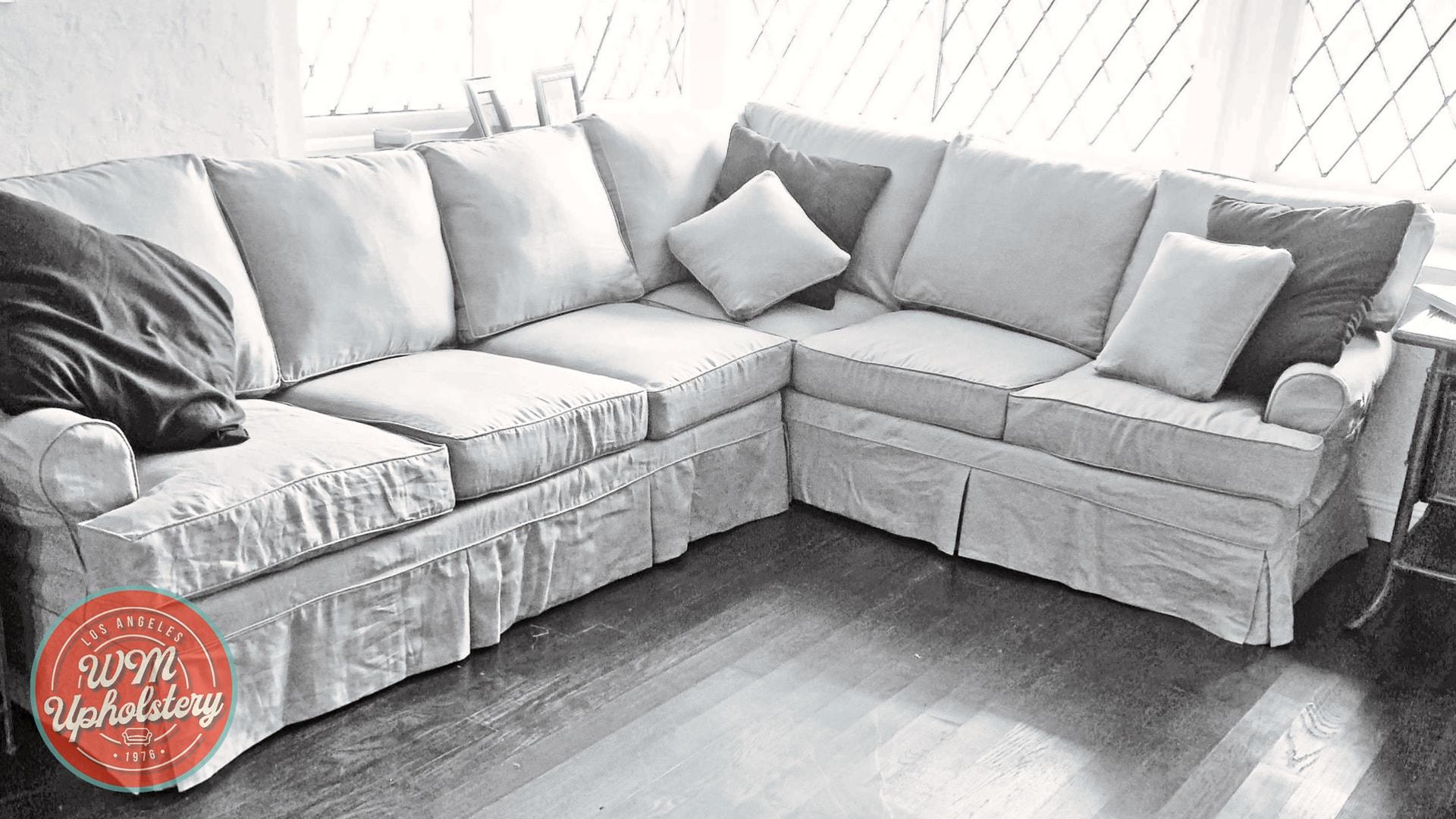 slipcover master upholstery